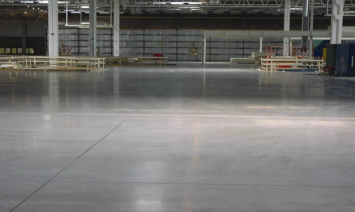 Топпинг для бетонного пола